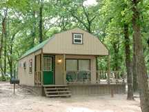 Caney Cove on the Lake RV Resort and Cabins